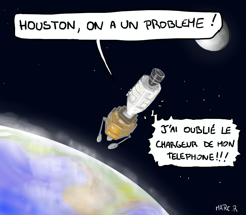 Houston, on a un problème